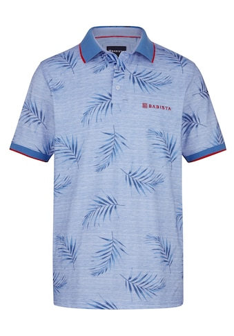 Babista Poloshirt, mit floralem Druckmuster kaufen