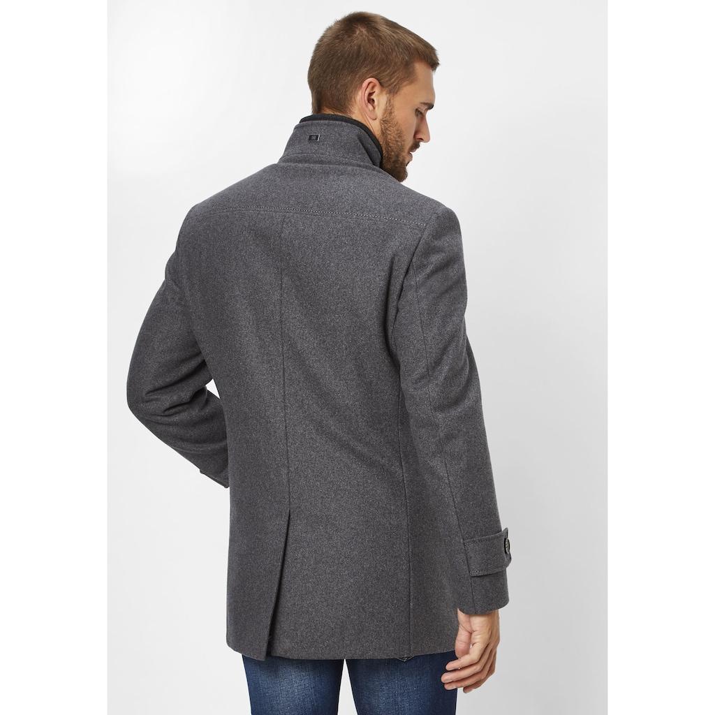S4 Jackets moderner Mantel