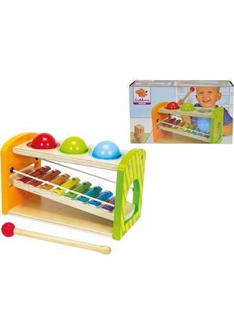 """Eichhorn Spielzeug - Musikinstrument """"Color, Xylophon Klopfbank"""" kaufen"""