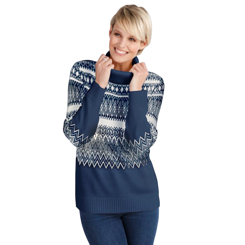 Classic Basics Norwegerpullover »Pullover«