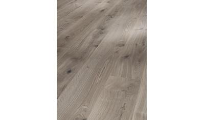 PARADOR Laminat »Eco Balance  -  Eiche basalt Grau«, 1285 x 194 mm, Stärke: 7 mm kaufen