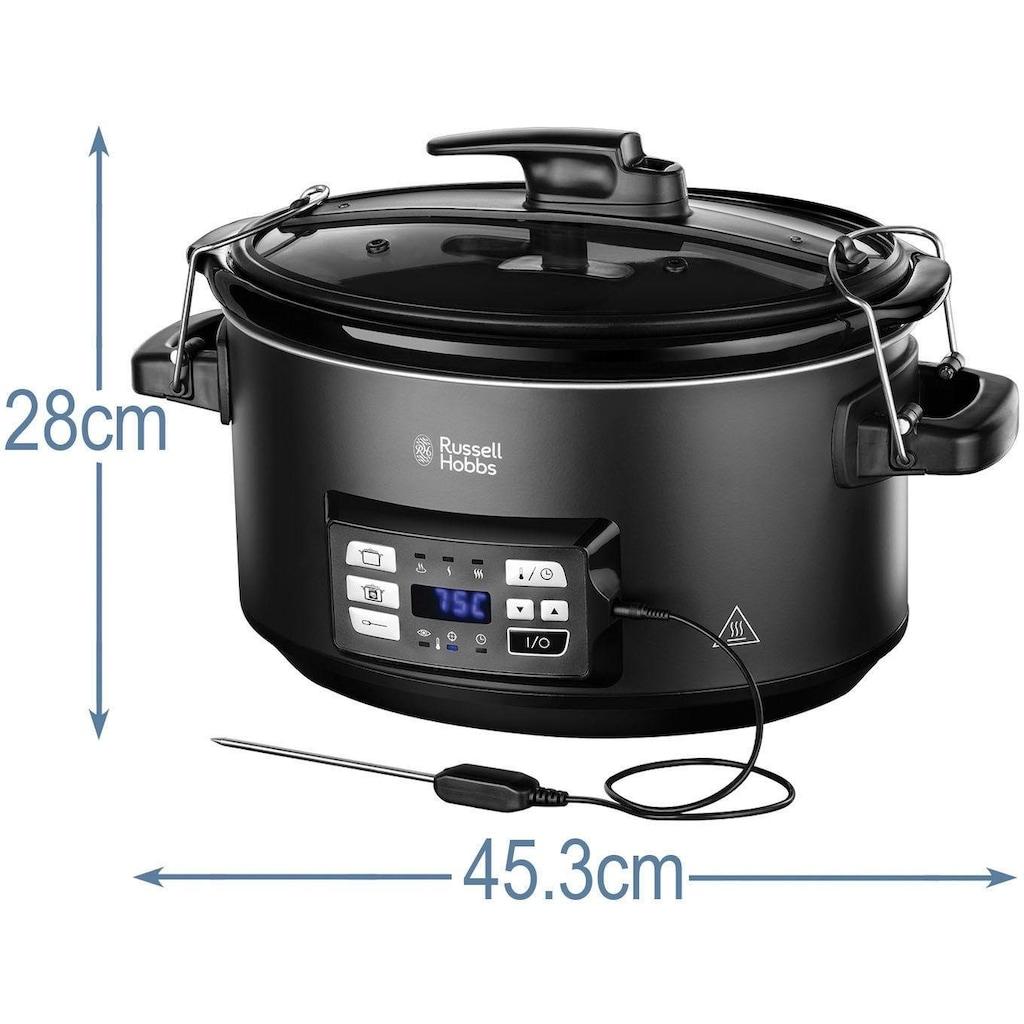 RUSSELL HOBBS Dampfgarer »25630-56«, 350 W, 6,5l Fassungsvermögen und Temperaturfühler