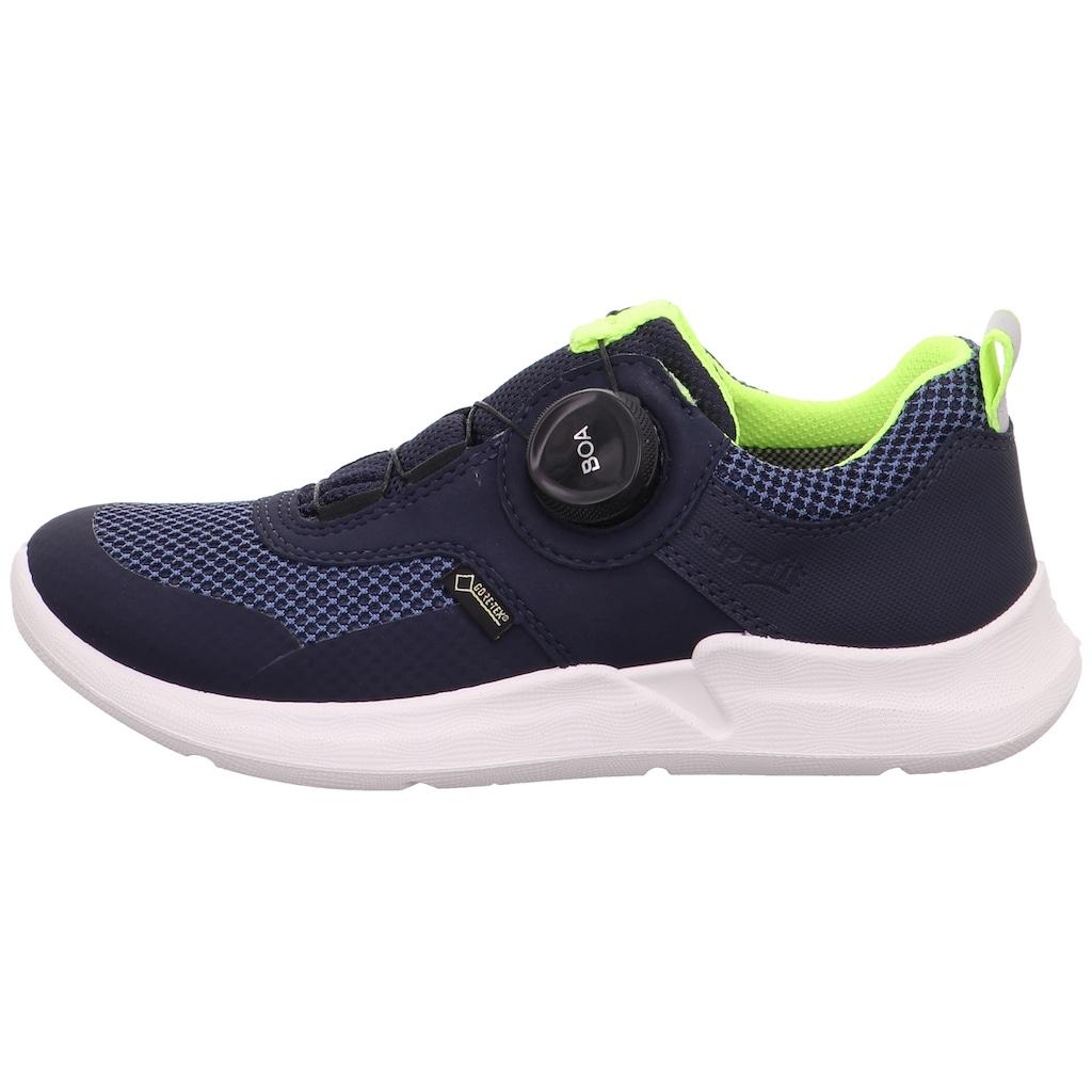 Superfit Sneaker »Thunder WMS Weiten-Messsystem: mittel«, mit GORE-TEX®