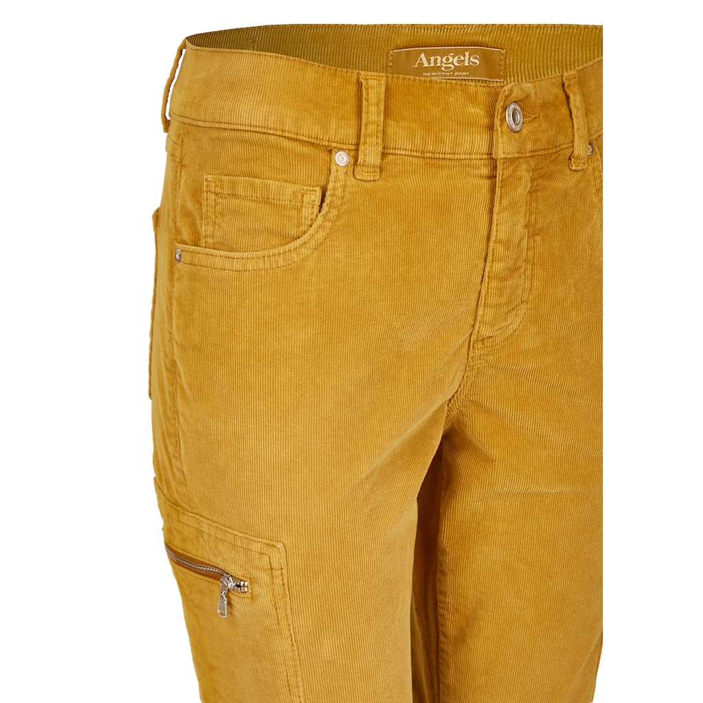 ANGELS Skinny-fit-Jeans, in Coloured Cord