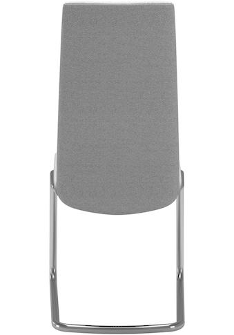 Stressless® Polsterstuhl »Laurel«, High Back, Größe M, mit Beinen aus Stahl in Chrom... kaufen