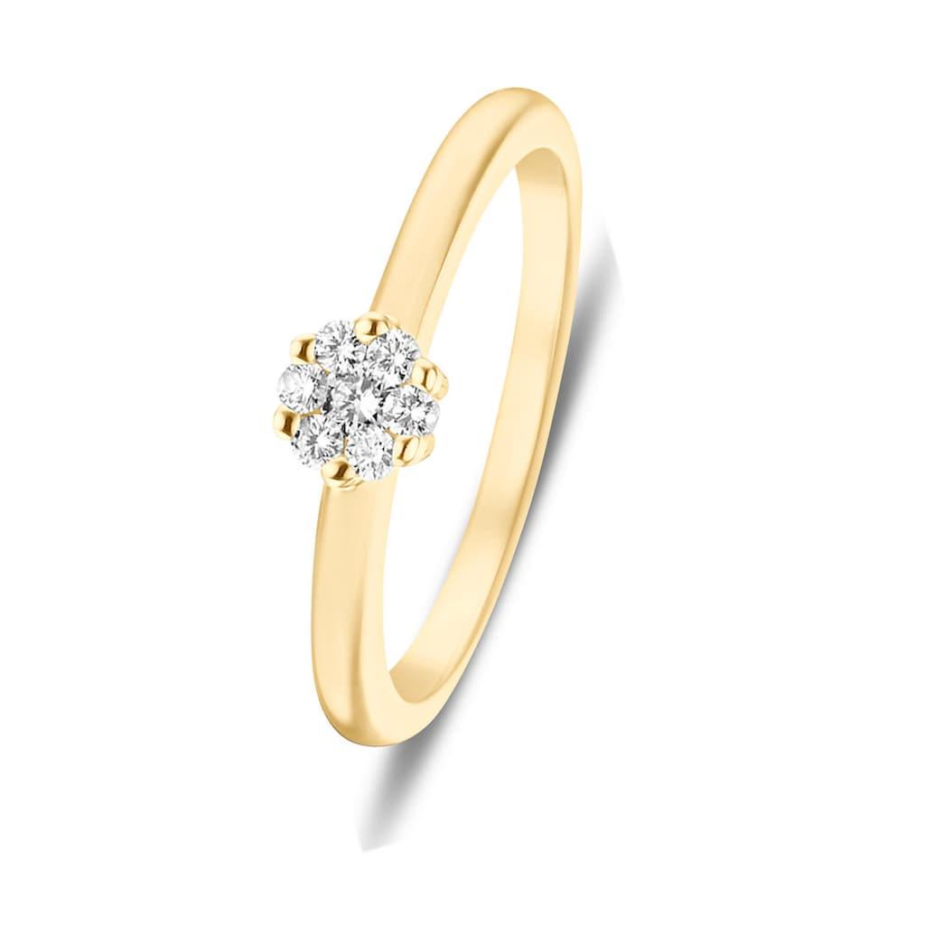 CHRIST Diamantring »32004682«