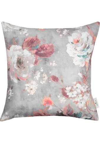 TOM TAILOR Dekokissen »Modern Roses«, Dekokissen mit floralem Motiv kaufen