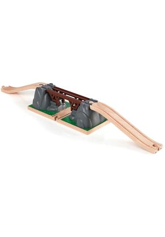 BRIO® Spielzeugeisenbahn-Brücke »BRIO® WORLD Einsturzbrücke«, FSC®-Holz aus... kaufen
