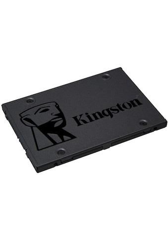 Kingston SSD »A400« kaufen
