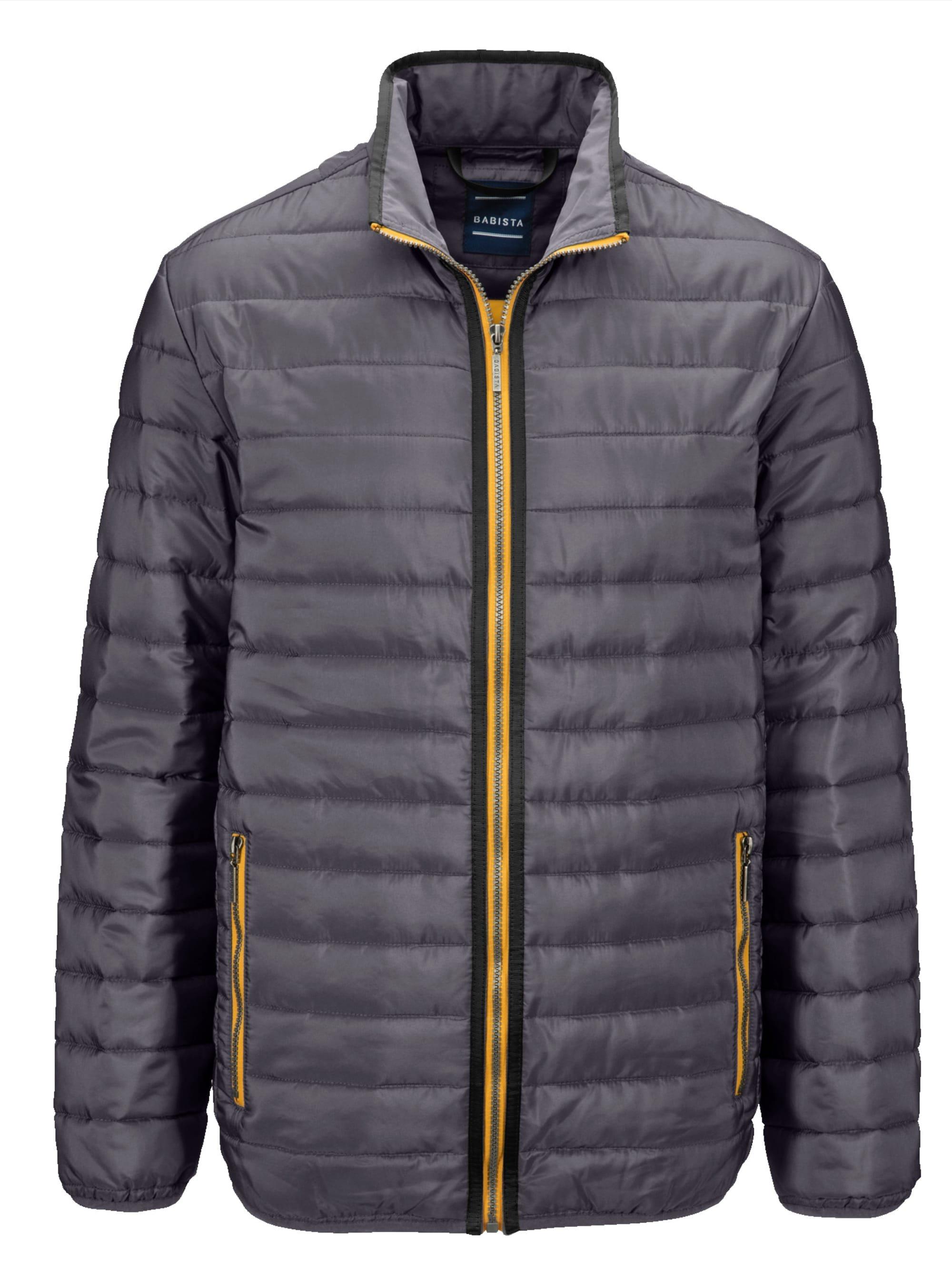 Babista Jacke in Steppoptik | Bekleidung > Jacken > Sonstige Jacken | Grau | Polyester | BABISTA