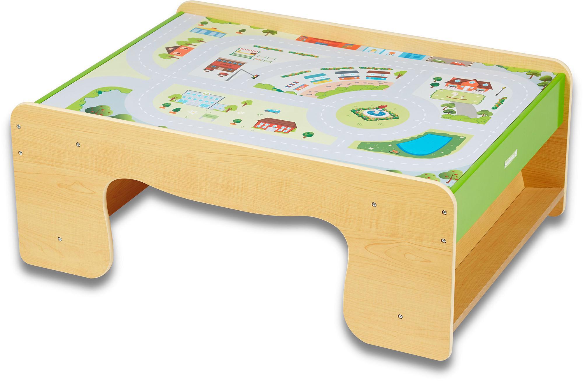 EverEarth® Holzspielzeug, »Eisenbahn-Tisch«