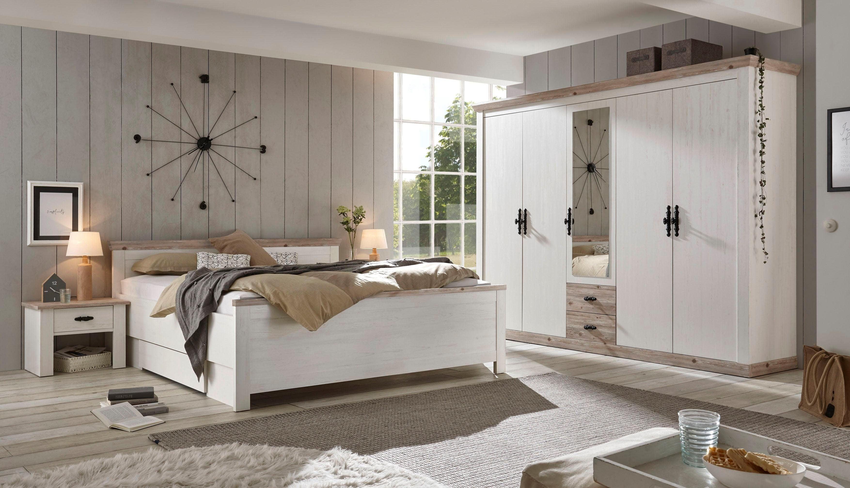 Home affaire Schlafzimmer-Set »Florenz« auf Rechnung bestellen | BAUR