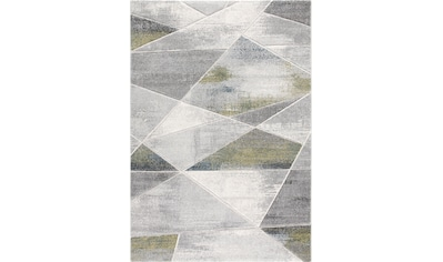 Sanat Teppich »Lorena 2901«, rechteckig, 13 mm Höhe, handgearbeiteter Konturenschnitt, Wohnzimmer kaufen