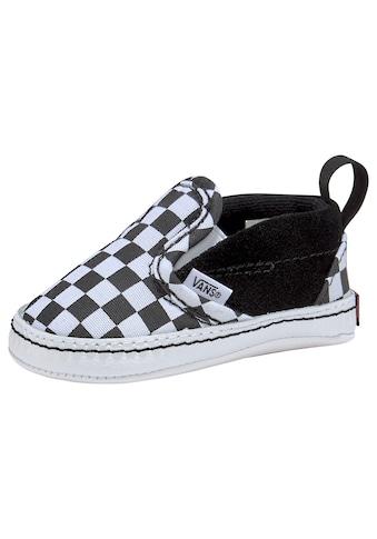 Vans Lauflernschuh »Slip - On V Crib Checker« kaufen