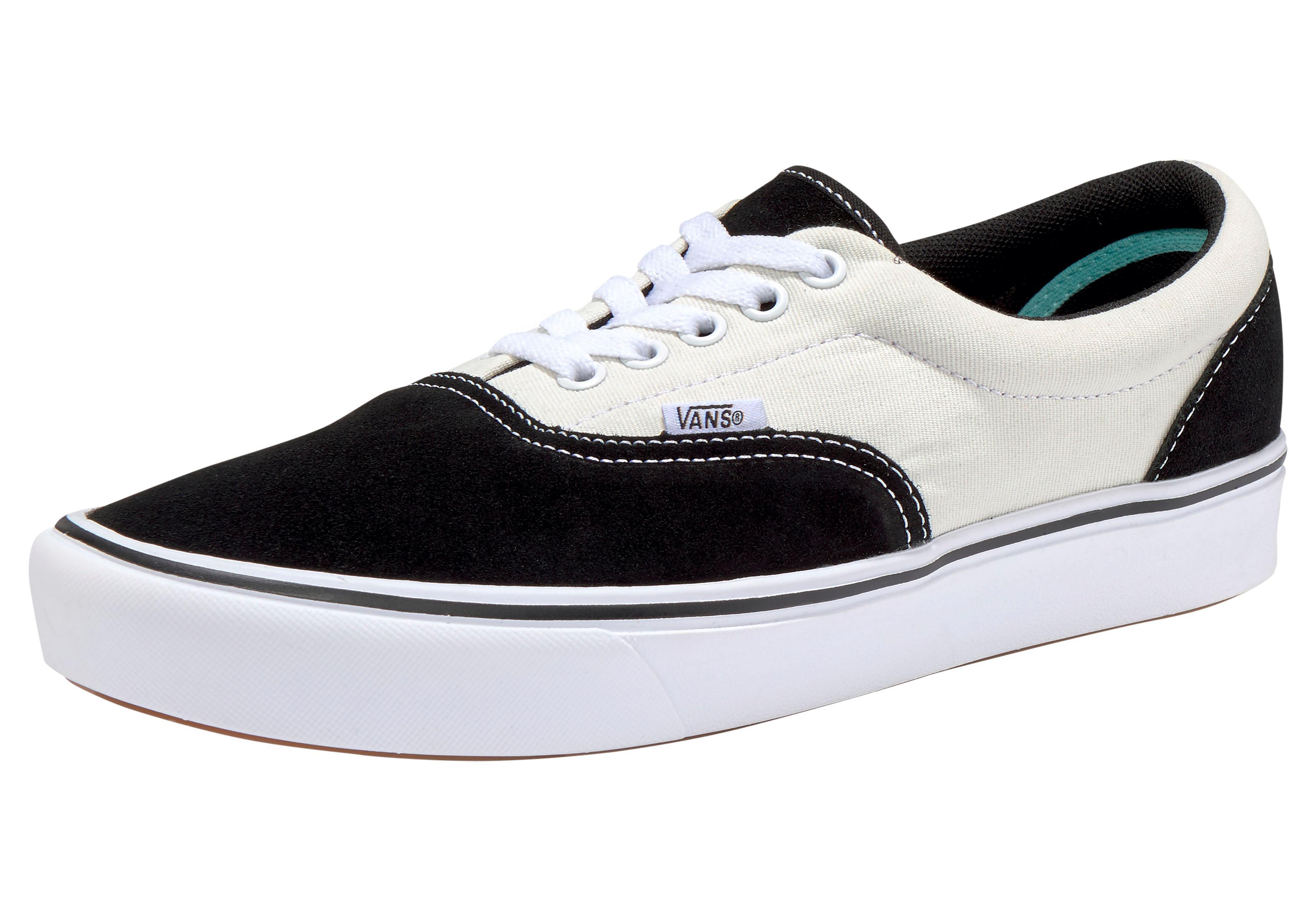 Vans Sneaker »ComfyCush Era« | Schuhe > Sneaker > Sneaker low | Weiß | Gummi - Leder | Vans