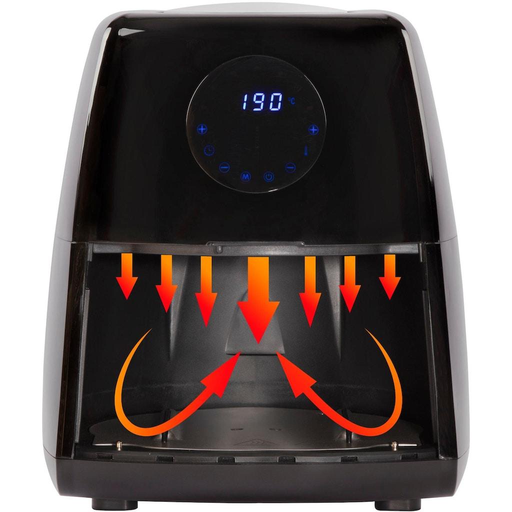 ProfiCook Heissluftfritteuse »PC-FR 1147 H«, Fassungsvermögen 0,5 kg