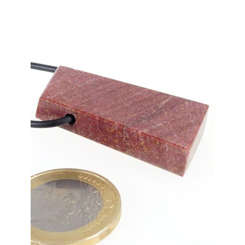 Adelia´s Kettenanhänger »Sandstein Anhänger«