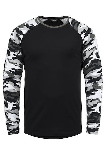 Solid Rundhalsshirt »Cajus« kaufen