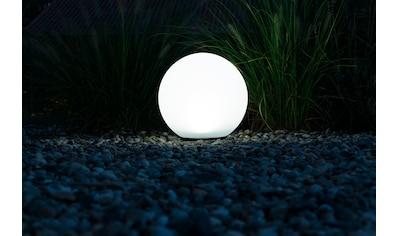 HEITRONIC LED Kugelleuchte »Boule«, LED-Board, Neutralweiß, Tag-/Nachtsensor kaufen