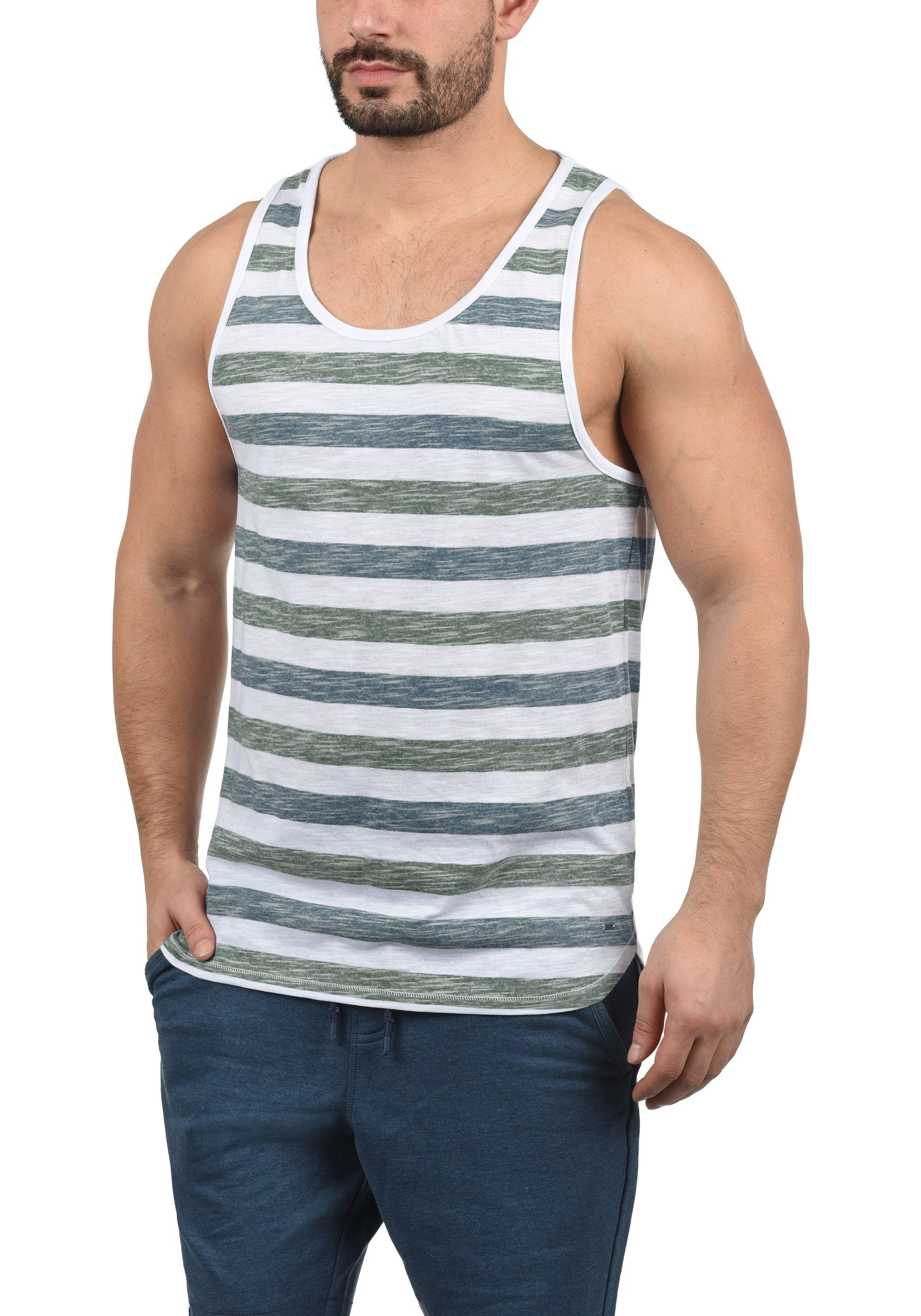 Solid Tanktop »Mende« | Bekleidung > Shirts > Tank Tops | Grün | Jeans | Solid