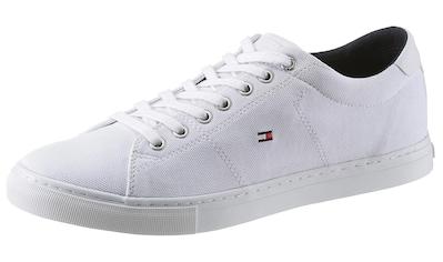 TOMMY HILFIGER Sneaker »SEASONAL TEXTILE SNEAKER« kaufen