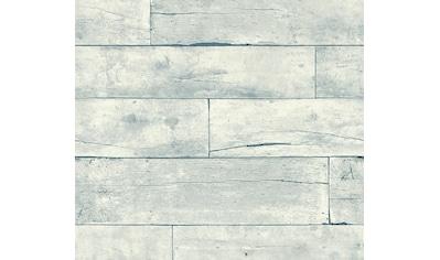 Trendwalls Vliestapete »in Vintage Holz Optik«, Holz kaufen