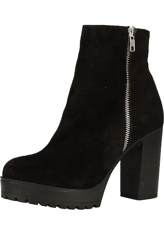 ILC High-Heel-Stiefelette »Leder« kaufen