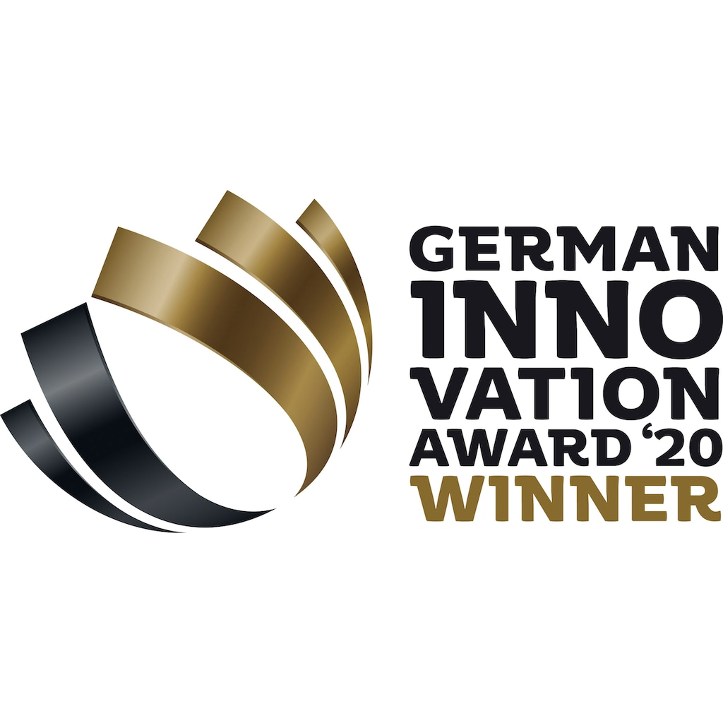 Müller SMALL LIVING Bettgestell »NAIT«, ohne Kopfteil, ausgezeichnet mit dem German Innovation Award 2020