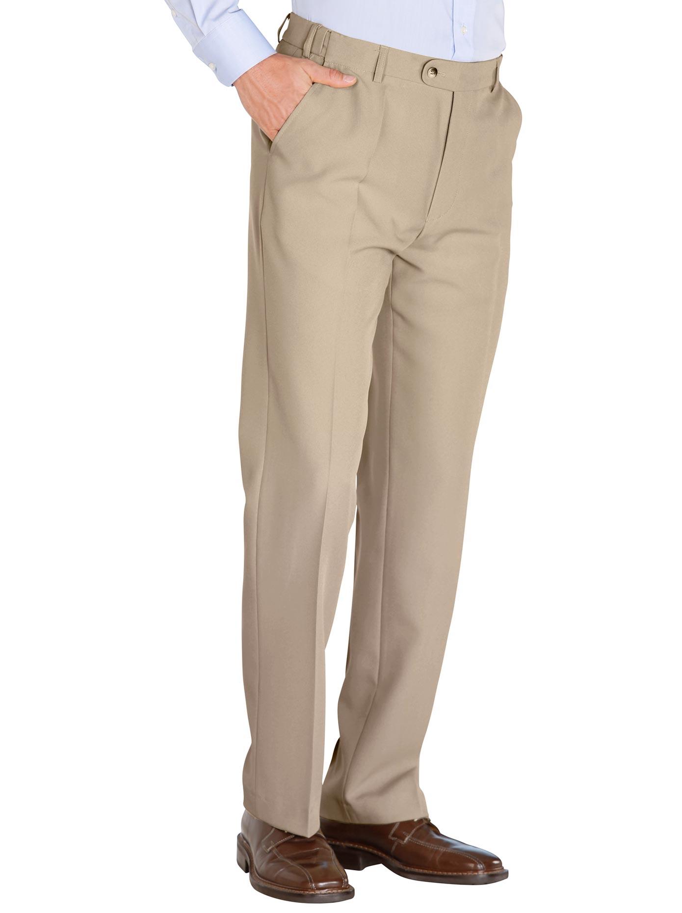 Classic Autofahrerhose mit Nano-Ausrüstung | Bekleidung > Hosen > Komforthosen | Beige | Classic