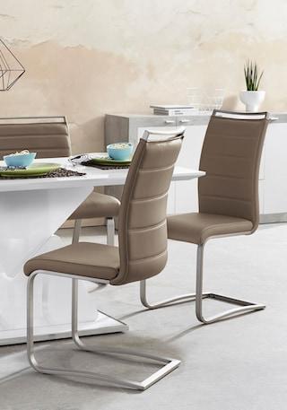 freischwinger auf rechnung bestellen baur. Black Bedroom Furniture Sets. Home Design Ideas