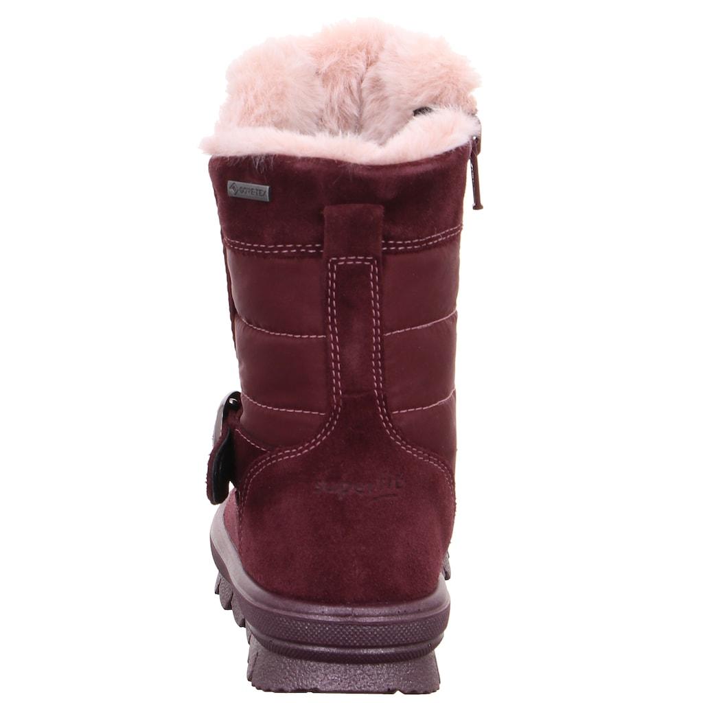Superfit Winterstiefel »FLAVIA«, mit rosa Fellimitat