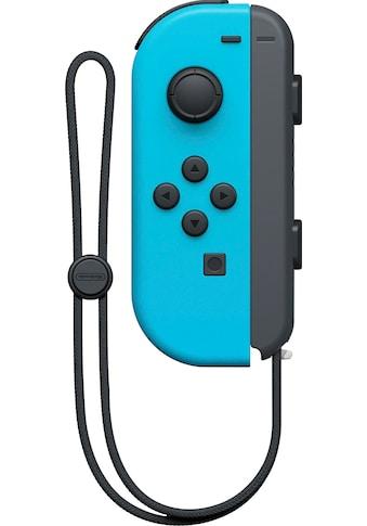 Nintendo Switch Wireless-Controller »Joy-Con (L) Neon Blau« kaufen
