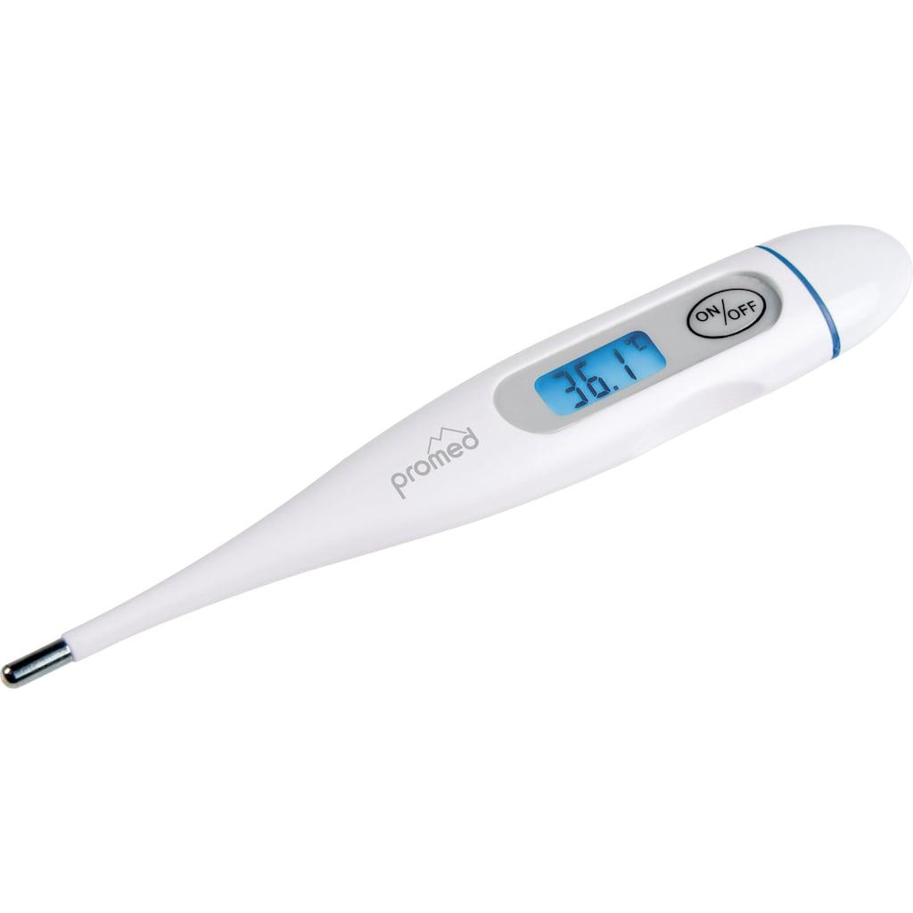 promed Handgelenk-Blutdruckmessgerät »HGP-30«, mit Fieberthermometer PFT-3.7
