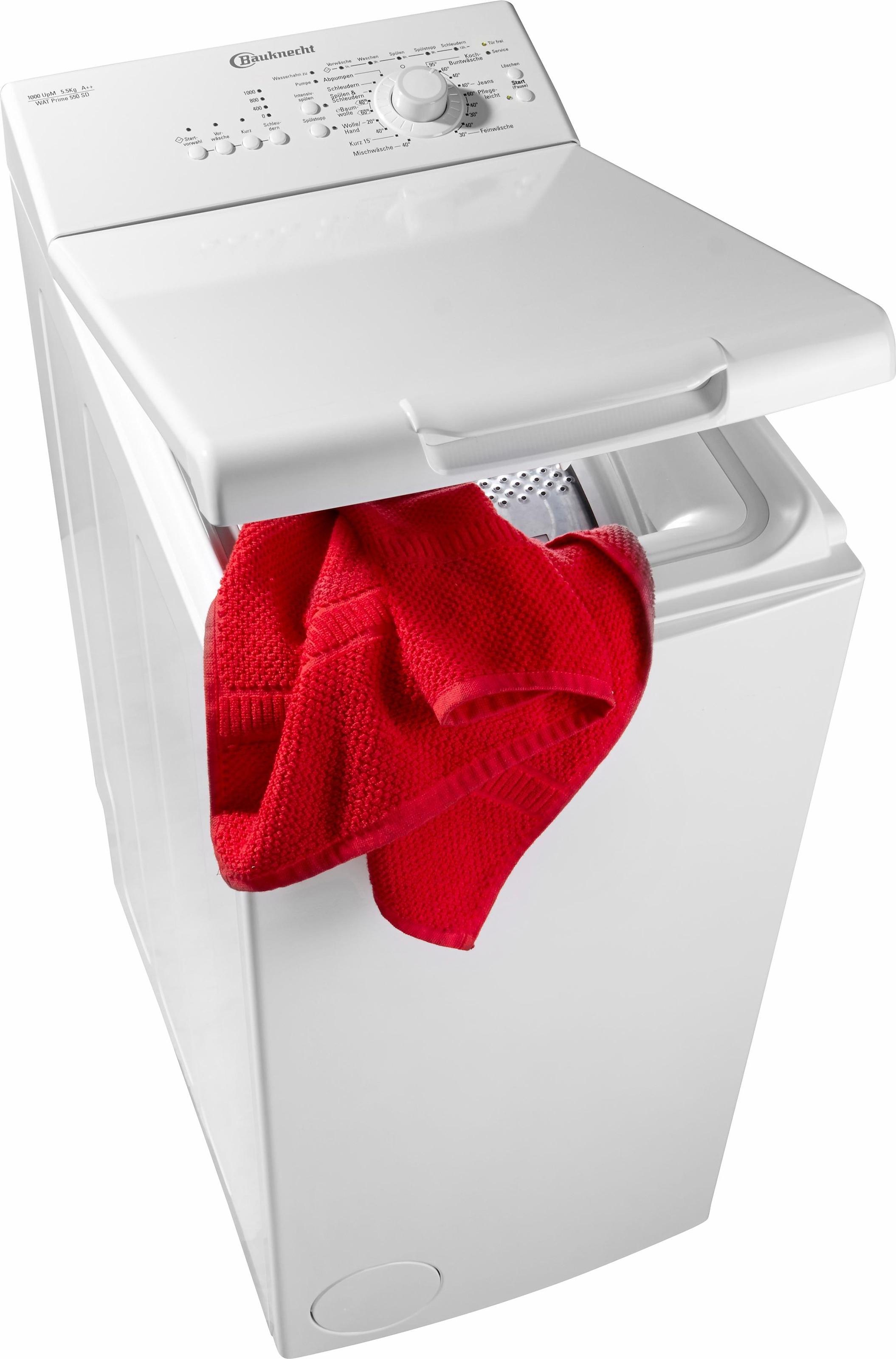 Toplader toplader waschmaschinen per ratenkauf kaufen baur