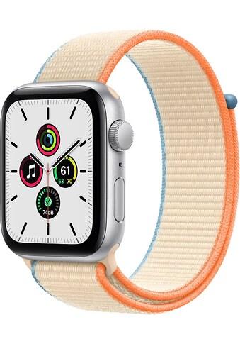 Apple SE GPS + Cellular, Aluminiumgehäuse mit Sport Loop 44mm Watch kaufen