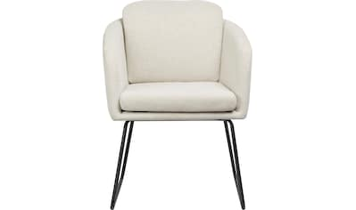 Guido Maria Kretschmer Home&Living Esszimmerstuhl »Spherely«, Sitz -und Rücken gepolstert kaufen