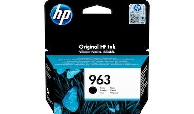 HP »hp 963 Original Schwarz« Tintenpatrone (1 - tlg.) kaufen