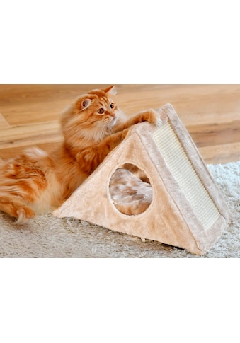 SILVIO design Kratzbrett »Pyramide Isa«, BxLxH: 25x48x34 cm kaufen