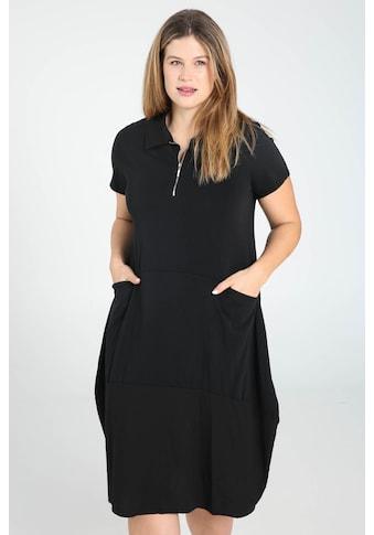 Paprika Maxikleid »Hemdkragen Uniform« kaufen