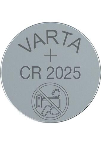 VARTA »CR2025« Knopfzelle CR2025 kaufen