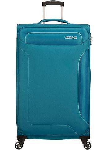 American Tourister® Weichgepäck-Trolley »Holiday Heat, 79 cm, petrol green«, 4 Rollen kaufen