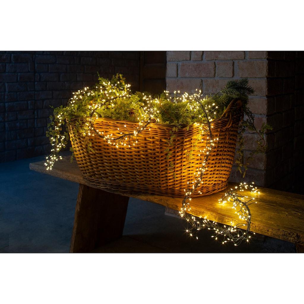AM Design LED-Lichterkette »Doppelcluster«