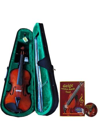 Clifton Violine, 4/4, mit Buch und CD kaufen