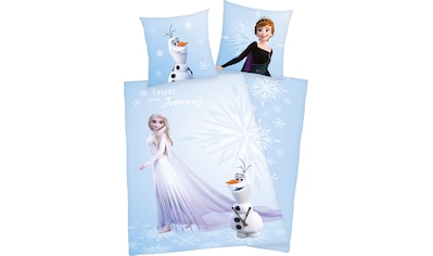 Kinderbettwäsche »Die Eiskönigin 2«, Walt Disney kaufen