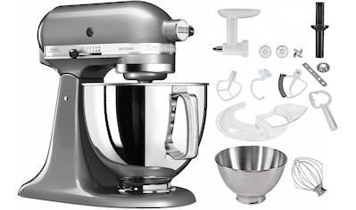 KitchenAid Küchenmaschine 5KSM125ECU Artisan, 300 Watt, Schüssel 4,8 Liter kaufen