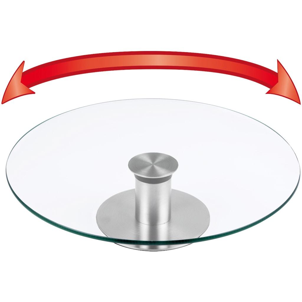CHG Tortenplatte, drehbar, 30 cm