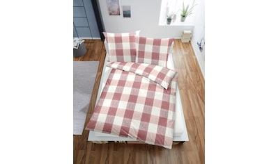 Bettwäsche »Karo«, Dormisette kaufen