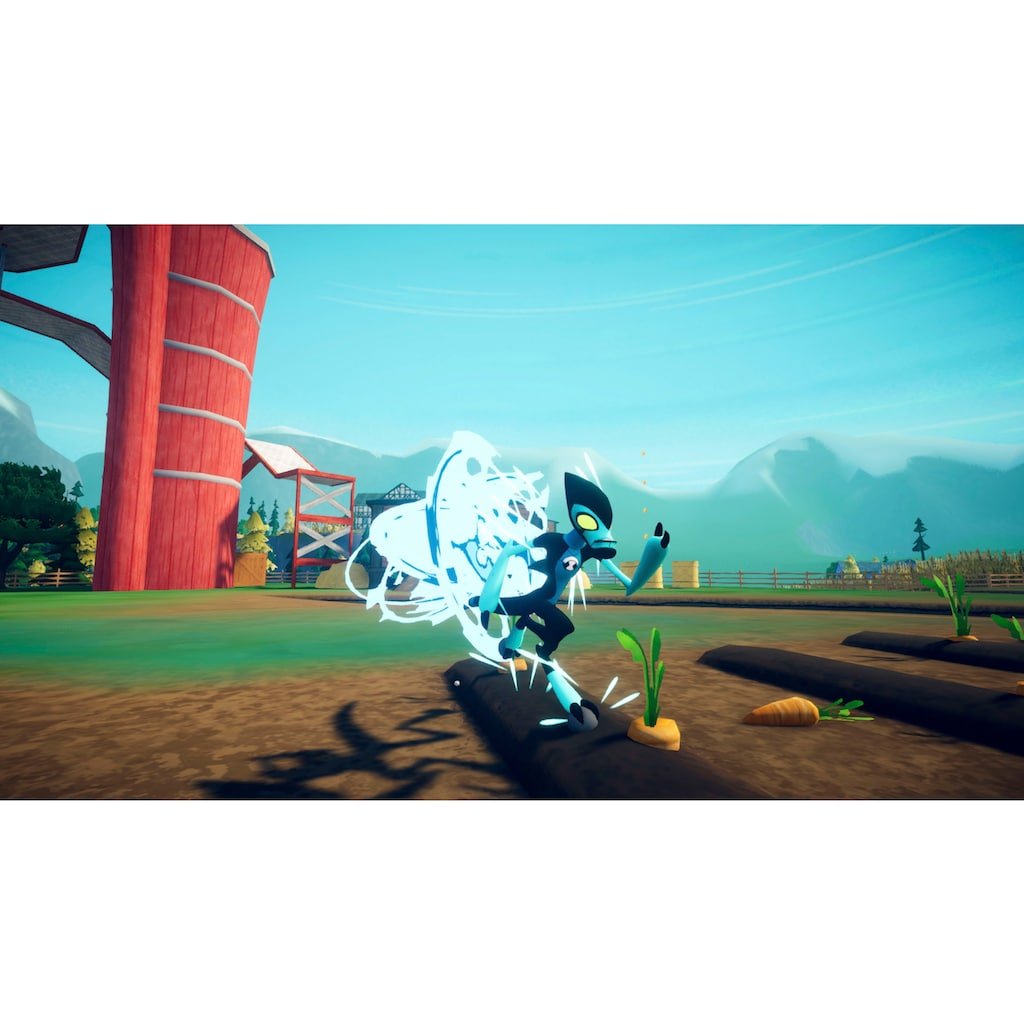 Outright Games Spiel »Ben 10: Power Trip!«, PlayStation 4