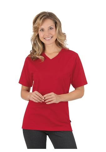Trigema V - Shirt DELUXE kaufen