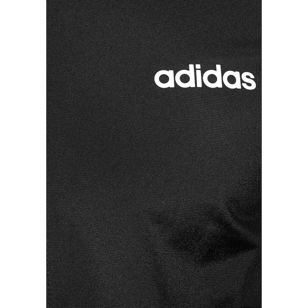 adidas Performance Trainingsanzug »TRACKSUIT LINEAR TRIC«, (Set, 2 tlg.)